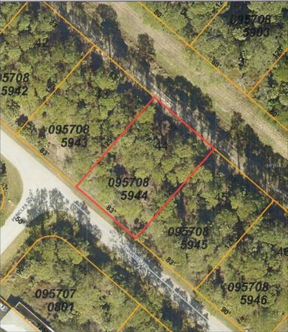 3694 Shawnee (Lot 44) Terrace, North Port, FL 34286 (MLS #C7403584) :: Mark and Joni Coulter | Better Homes and Gardens