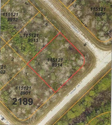 Devonia (Aka 8593 Cardon Street)  (Lot 14) Circle, North Port, FL 34288 (MLS #C7403589) :: Godwin Realty Group
