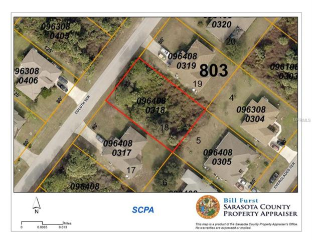 Duluth Ter, North Port, FL 34286 (MLS #C7403594) :: Medway Realty