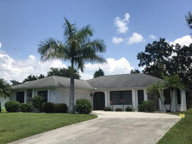 2118 Tinker Street, Port Charlotte, FL 33948 (MLS #C7403597) :: Premium Properties Real Estate Services