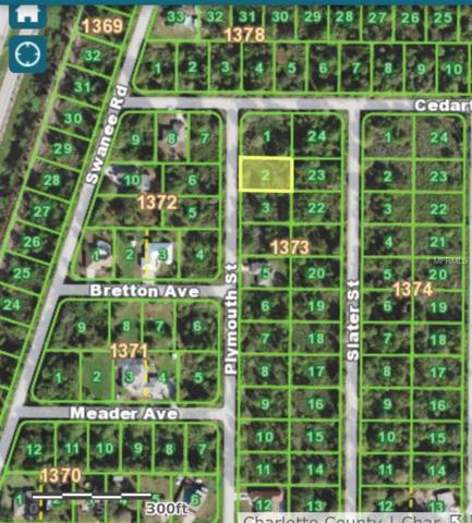 3246 Plymouth Street, Port Charlotte, FL 33980 (MLS #C7403627) :: Griffin Group