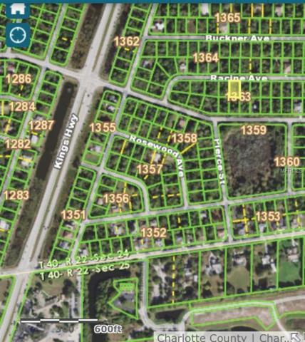 23399 Racine Avenue, Port Charlotte, FL 33980 (MLS #C7403630) :: Griffin Group