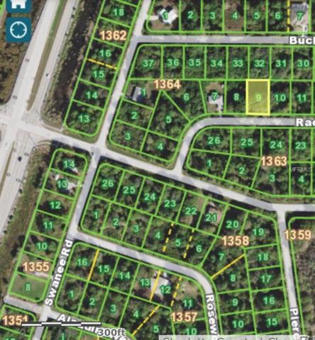 23374 Racine Avenue, Port Charlotte, FL 33980 (MLS #C7403631) :: Griffin Group