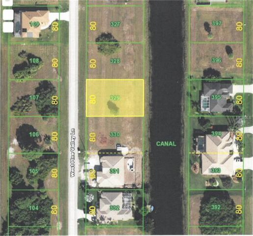 228 W Pine Valley Lane, Rotonda West, FL 33947 (MLS #C7403679) :: G World Properties