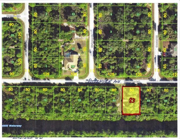 14315 Pittenger Avenue, Port Charlotte, FL 33953 (MLS #C7403694) :: Mark and Joni Coulter | Better Homes and Gardens
