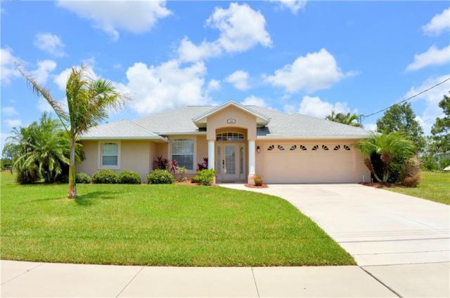 509 Boundary Boulevard, Rotonda West, FL 33947 (MLS #C7403705) :: Griffin Group