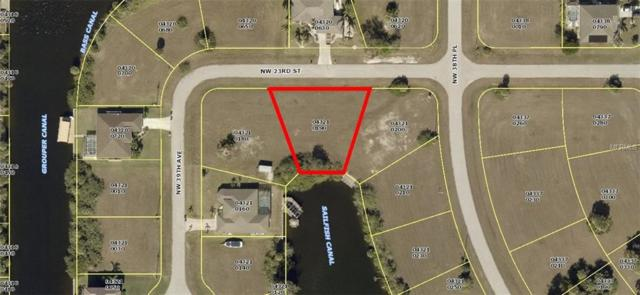 3818 NW 23RD Street, Cape Coral, FL 33993 (MLS #C7403780) :: The Duncan Duo Team