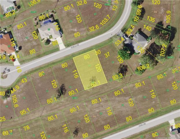 16146 Galiano Court, Punta Gorda, FL 33955 (MLS #C7403814) :: Premium Properties Real Estate Services