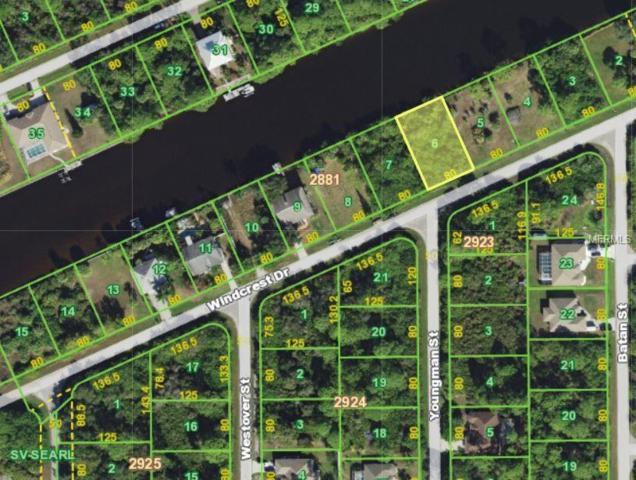 13168 Windcrest Drive, Port Charlotte, FL 33953 (MLS #C7403836) :: Griffin Group