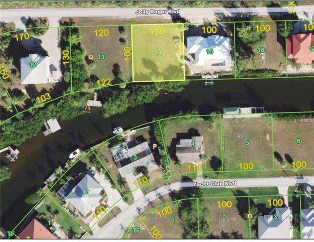 24193 Jolly Roger Boulevard, Punta Gorda, FL 33955 (MLS #C7403856) :: Godwin Realty Group