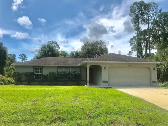 2268 Blueberry Road, North Port, FL 34288 (MLS #C7403874) :: Griffin Group