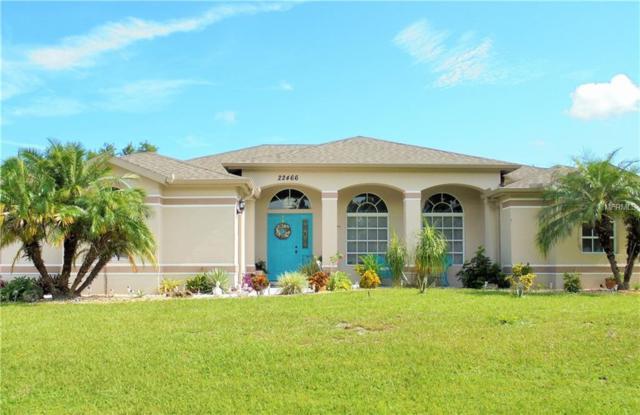 22466 Minerva Avenue, Port Charlotte, FL 33954 (MLS #C7403880) :: Griffin Group