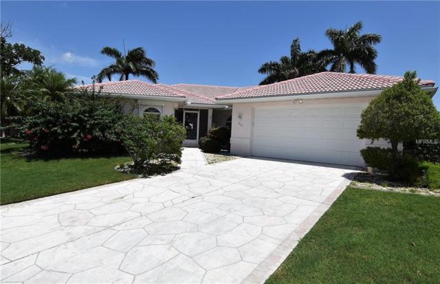 901 Messina Drive, Punta Gorda, FL 33950 (MLS #C7403900) :: Medway Realty