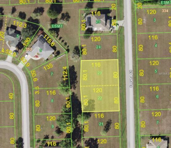 16061 Coruna Court, Punta Gorda, FL 33955 (MLS #C7403922) :: Premium Properties Real Estate Services