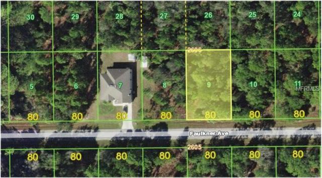 15208 Faulkner Avenue, Port Charlotte, FL 33953 (MLS #C7403953) :: G World Properties