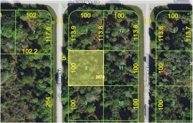 1140 Shell Street, Port Charlotte, FL 33953 (MLS #C7403962) :: Griffin Group