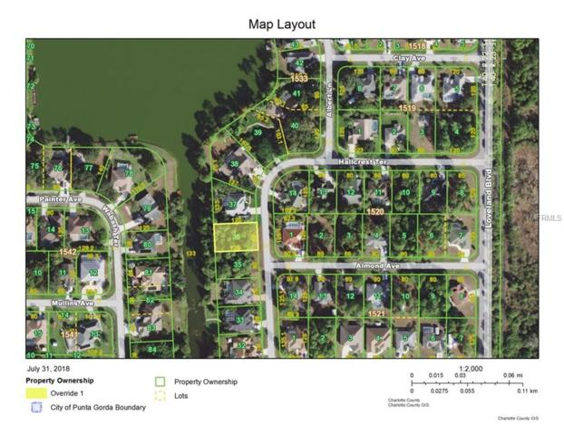 265 Hallcrest Terrace, Port Charlotte, FL 33954 (MLS #C7403977) :: Griffin Group