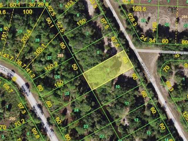 13195 Carousel Drive, Punta Gorda, FL 33955 (MLS #C7404018) :: Burwell Real Estate