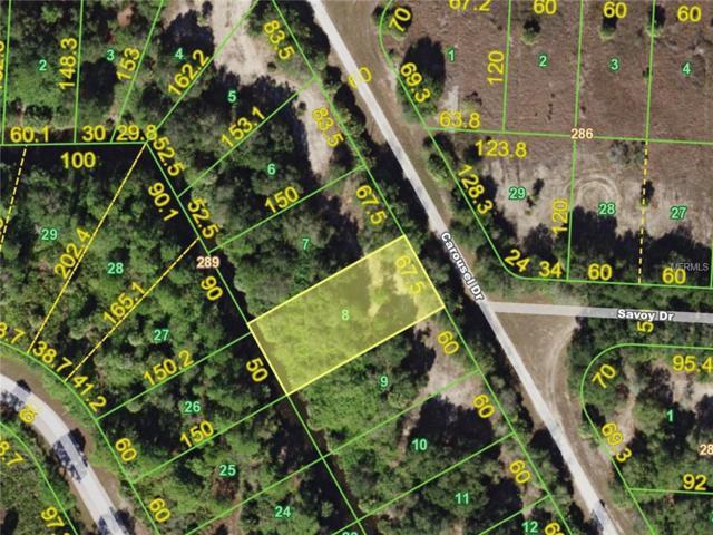 13189 Carousel Drive, Punta Gorda, FL 33955 (MLS #C7404019) :: Burwell Real Estate