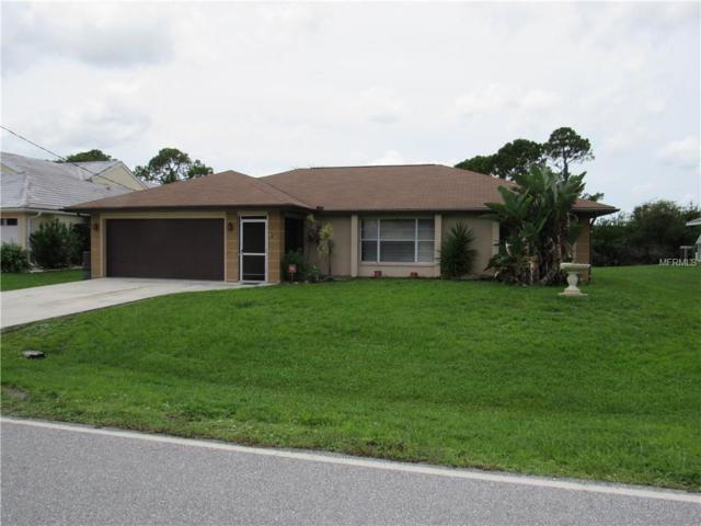 447 Kensington Street, Port Charlotte, FL 33954 (MLS #C7404032) :: Godwin Realty Group