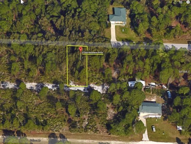 27343 Pasadena Drive, Punta Gorda, FL 33955 (MLS #C7404063) :: Godwin Realty Group