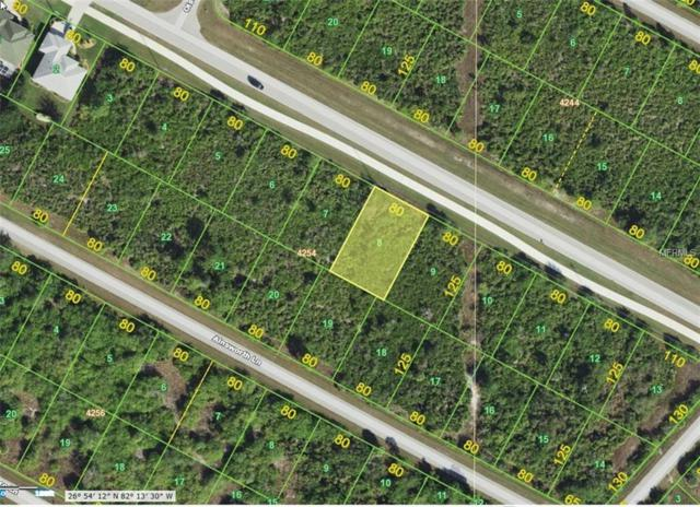 13533 Ingraham Boulevard, Port Charlotte, FL 33981 (MLS #C7404067) :: Godwin Realty Group