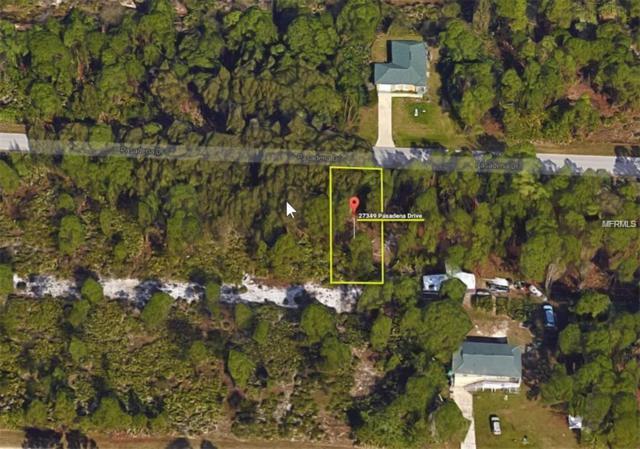 27349 Pasadena Drive, Punta Gorda, FL 33955 (MLS #C7404068) :: Godwin Realty Group