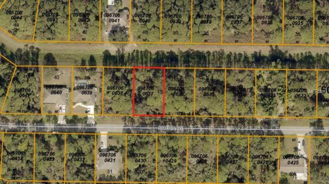 Shaffer Avenue, North Port, FL 34291 (MLS #C7404073) :: Griffin Group