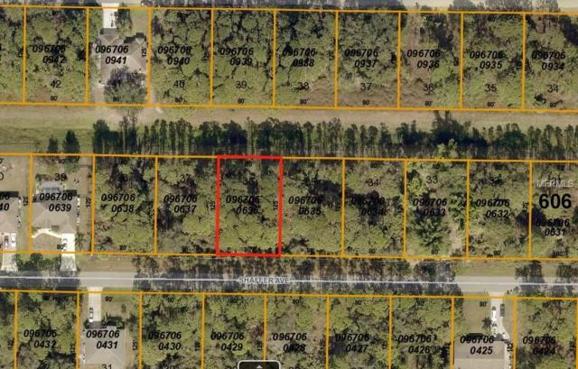 Shaffer Avenue, North Port, FL 34291 (MLS #C7404074) :: Griffin Group