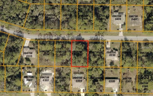 Landry Avenue, North Port, FL 34291 (MLS #C7404077) :: Griffin Group