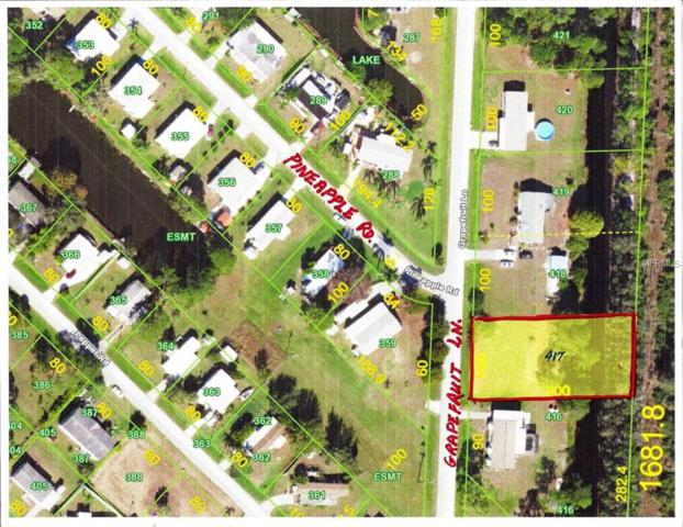 11346 Grapefruit Lane, Punta Gorda, FL 33955 (MLS #C7404084) :: The Duncan Duo Team