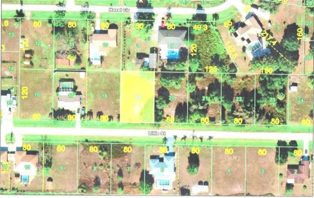 29342 Lillis Street, Punta Gorda, FL 33982 (MLS #C7404089) :: G World Properties