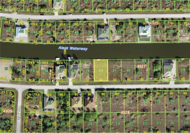 15100 Alsask Circle, Port Charlotte, FL 33981 (MLS #C7404110) :: Premium Properties Real Estate Services