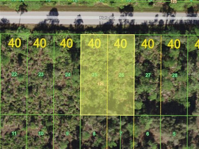 28363 Plato Drive, Punta Gorda, FL 33955 (MLS #C7404174) :: Burwell Real Estate