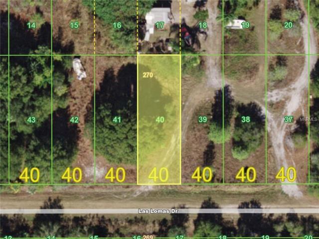 27208 Las Lomas Drive, Punta Gorda, FL 33955 (MLS #C7404228) :: Burwell Real Estate