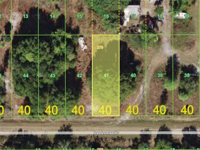 27204 Las Lomas Drive, Punta Gorda, FL 33955 (MLS #C7404229) :: Burwell Real Estate
