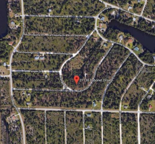 27138 Dubonet Drive, Punta Gorda, FL 33955 (MLS #C7404235) :: Griffin Group