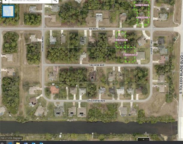 Rumson Road, North Port, FL 34288 (MLS #C7404275) :: Griffin Group