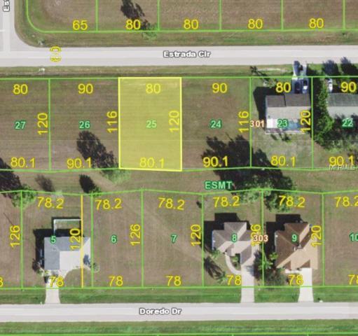 25470 Estrada Circle, Punta Gorda, FL 33955 (MLS #C7404282) :: Griffin Group