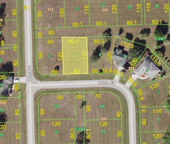 16056 Quiche Court, Punta Gorda, FL 33955 (MLS #C7404285) :: Griffin Group