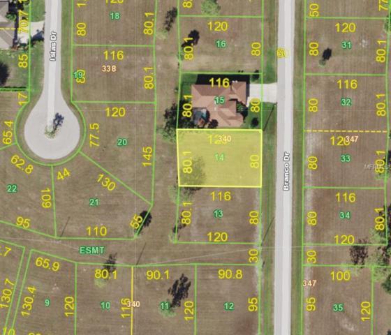16377 Branco Drive, Punta Gorda, FL 33955 (MLS #C7404286) :: Griffin Group