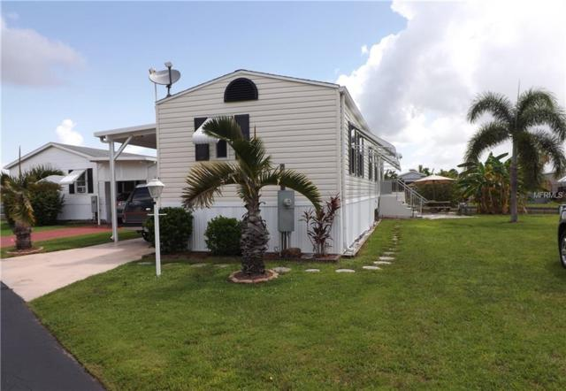 3012 Coquina Esplanade, Punta Gorda, FL 33982 (MLS #C7404302) :: The Duncan Duo Team