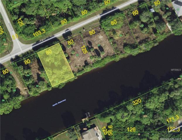 13125 Irwin Drive, Port Charlotte, FL 33953 (MLS #C7404326) :: Griffin Group