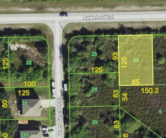 13417 Appleton Boulevard, Port Charlotte, FL 33981 (MLS #C7404345) :: Team Pepka