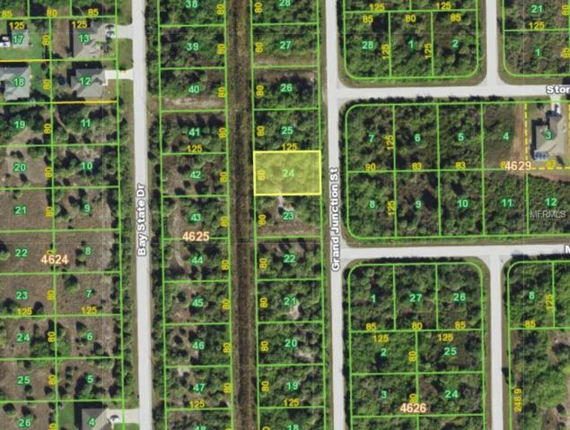 10409 Grand Junction Street, Port Charlotte, FL 33981 (MLS #C7404347) :: Team Pepka