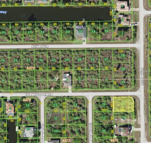 10137 St Paul Drive, Port Charlotte, FL 33981 (MLS #C7404351) :: Godwin Realty Group