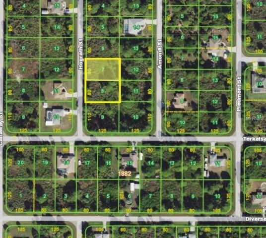 4352 Hograth Street, Port Charlotte, FL 33981 (MLS #C7404371) :: KELLER WILLIAMS CLASSIC VI