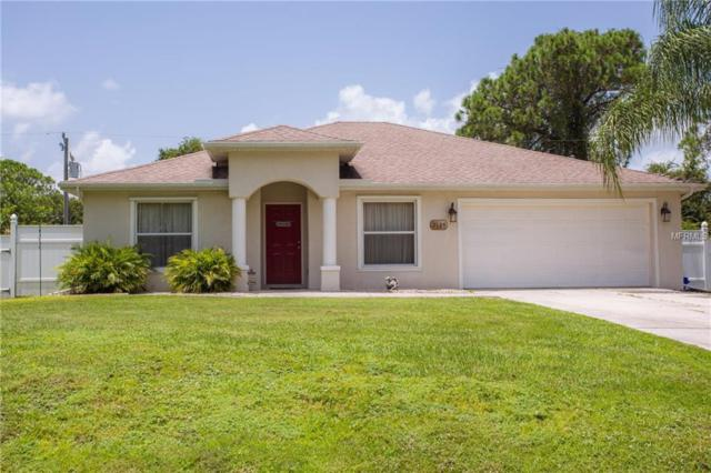 2125 Pecan Street, North Port, FL 34287 (MLS #C7404383) :: The Duncan Duo Team