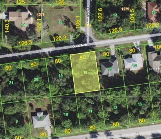 23107 Glen Avenue, Port Charlotte, FL 33980 (MLS #C7404390) :: Griffin Group