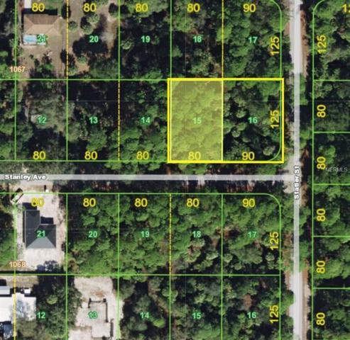 17484 Stanley Avenue, Port Charlotte, FL 33954 (MLS #C7404391) :: Griffin Group
